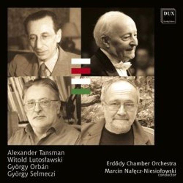 Selmeczi György: Négyesverseny – Concerto négy hegedűre és vonósokra