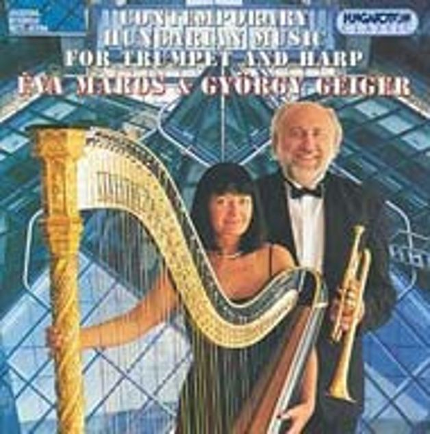 Selmeczi György - Kettősverseny trombitára, hárfára és vonósokra