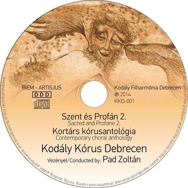 Selmeczi György: Himnuszok (Szent és Profán - Kortárs Kórusantológia)